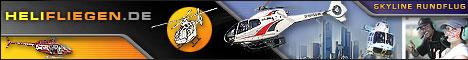 Hubschrauber Skyline-Rundflug-Tickets direkt online bestellen